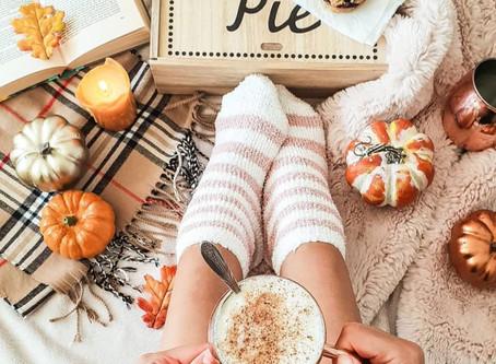 The Pumpkin Peel Pedi returns!  Plus some more treats coming soon...