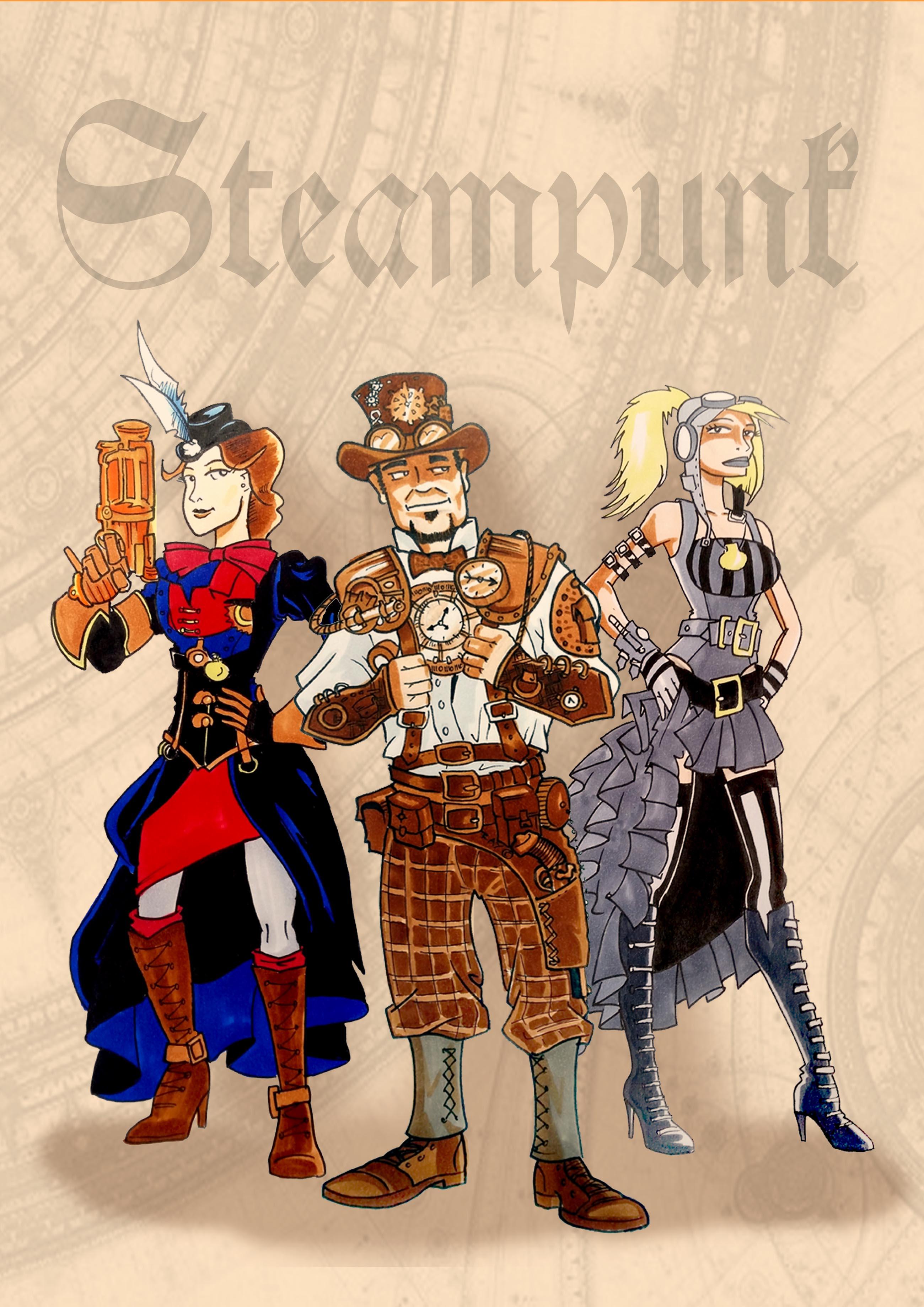 Steampunk Trio.jpg