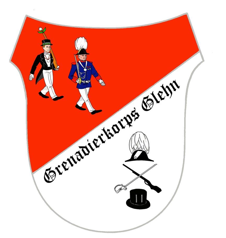 Wappen des Grenadierkorps Glehn