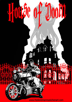 House of Doom Cover