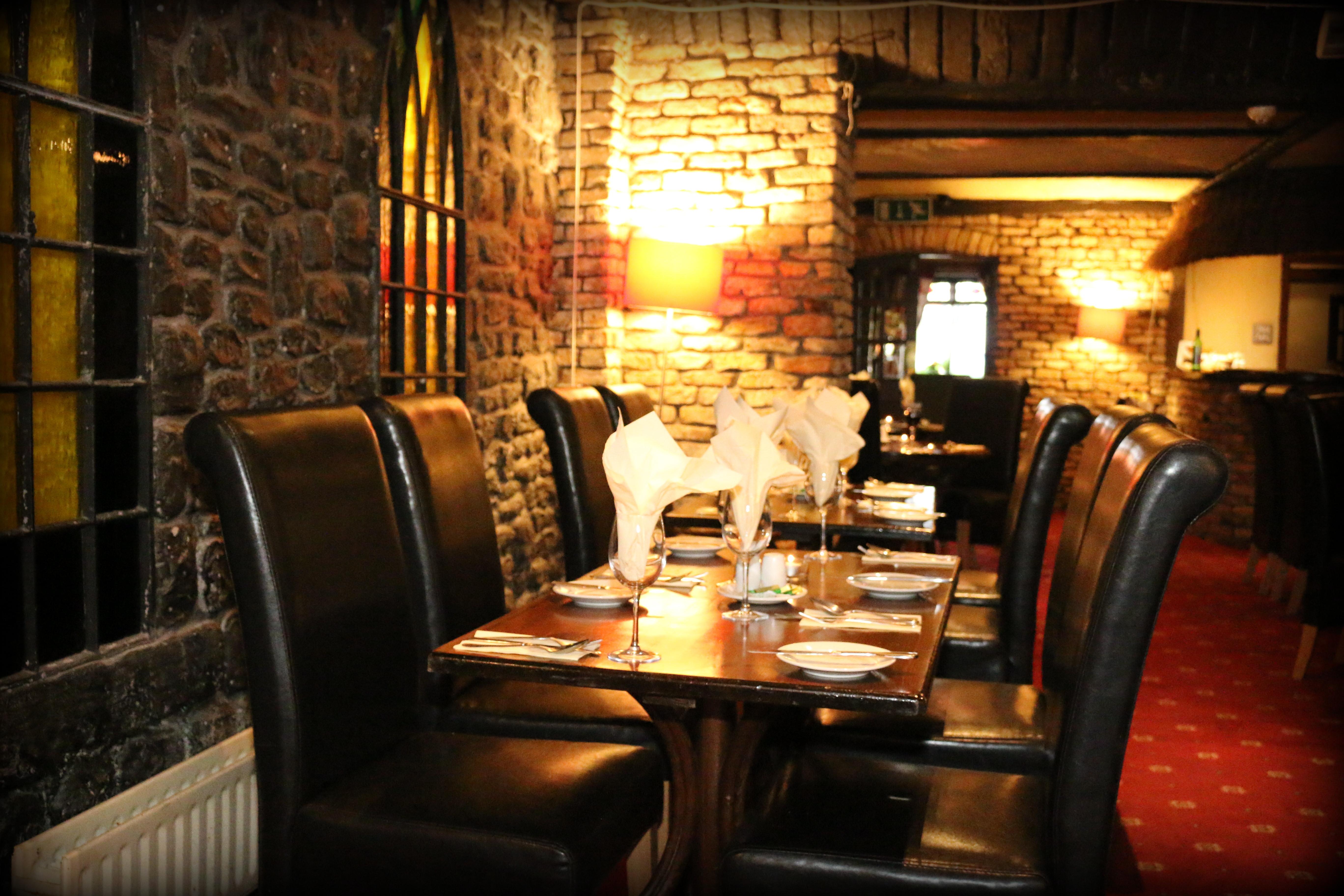 The Thatch Restaurant Claremorris Ireland The Western Hotel