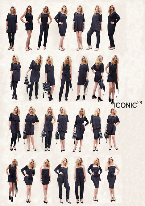 ICONIC28 Styling Set