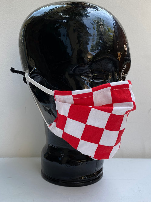 ICONIC28 Croatia Handmade Face Masks