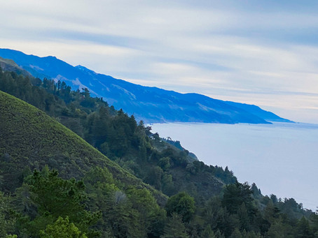 A Relaxed Road Trip Itinerary Along the Big Sur Coast