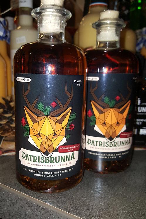 Weihnachtsedition Patrisbrunna Single Malt - Whiskey
