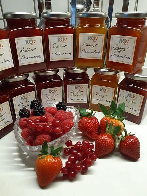 Tinas selbstgemachte Marmelade