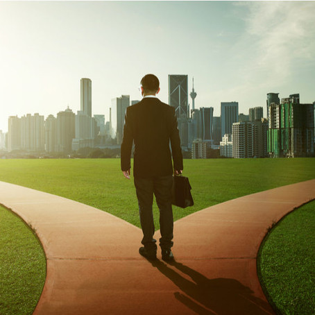 How to find the answer to 'What career is right for me?'