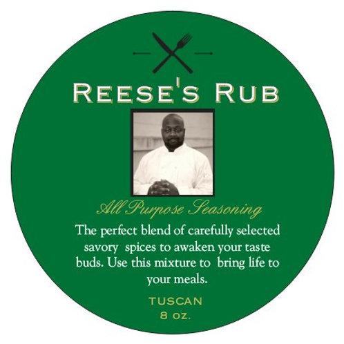 Tuscan REESE'S RUB