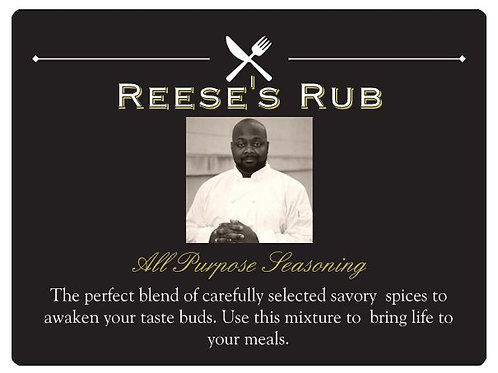 The Original REESE'S Rub