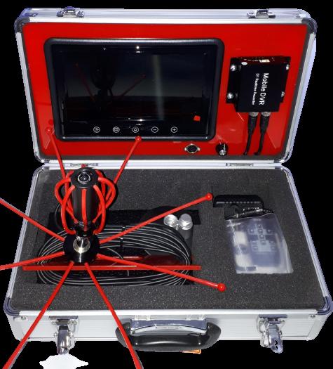 J908 Plus Camera kit