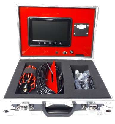 J90-12 LED Kit Chimney Inspection Camera (Non recordable)