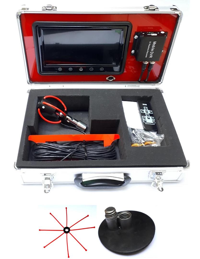 J90-8 Chimney Inspection Camera 64Gb