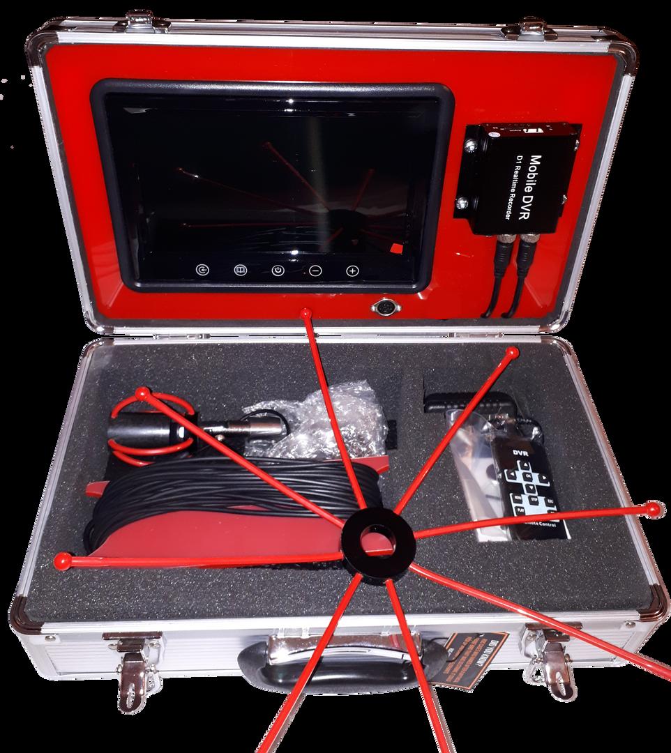 J90-8 Chimney Camera
