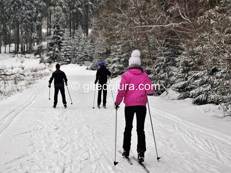 Opening of the Foncine le haut ski area