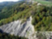 Foncine le haut - Belvédère de la Roche fendue