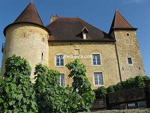 Arbois - Musée de la Vigne et du Vin - Location de gîtes vacances en montagne Haut-Jura