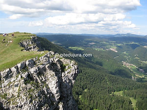 Golden Mountain - Rental of cottages for holidays in the High-Jura mountains