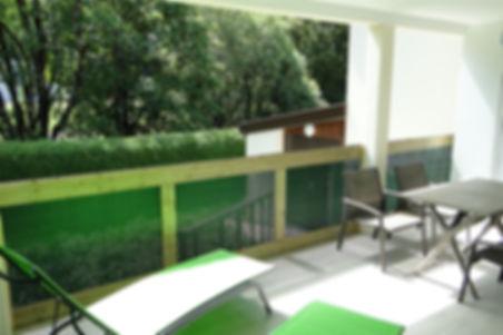 Gite 1805 Bis - Terrace
