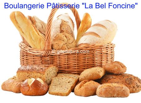 """Boulangerie Pâtisserie """"La Bel Foncine"""" à Foncine le haut"""