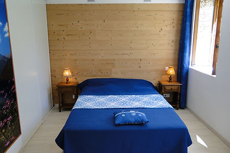 Gite 295 - Bedroom n°2 - Rental of cottages for holidays in the High-Jura mountains
