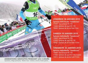 Coupe du Monde de Combiné Nordique à Chaux-Neuve