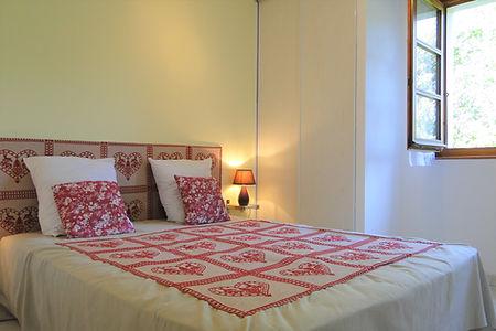 Gîte 829 - Chambre n°2 - Location de gîtes vacances en montagne Haut-Jura