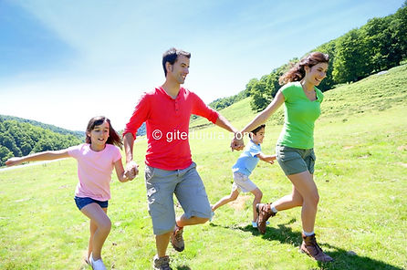 Summer activities - Rental of cottages for holidays in the High-Jura mountains