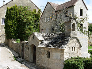 Château-Chalon - Rental of cottages for holidays in the High-Jura mountains