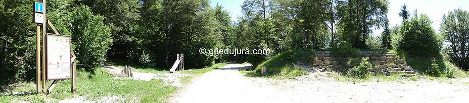 Foncine le haut - Les Arboux - Location de gîtes vacances en montagne Haut-Jura