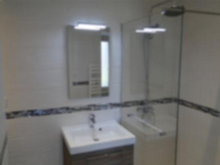Gîte 1805 Bis - Salle de bains