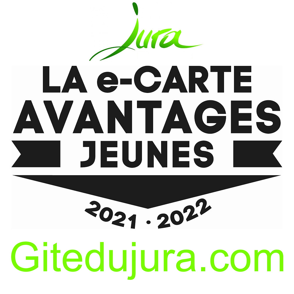 e-Carte Avantages Jeunes - PassTime - Bons plans réductions tourisme - Location de gites vacances en montagne Haut-Jura
