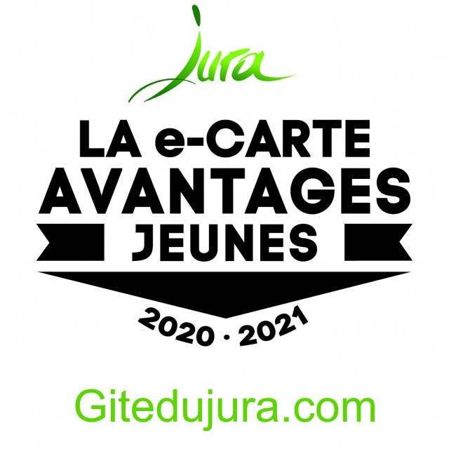 Youth Advantage e-Card - PassTime - Rental of holiday cottages in Haut-Jura mountain