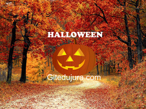 Happy Halloween in the High-Jura mountains