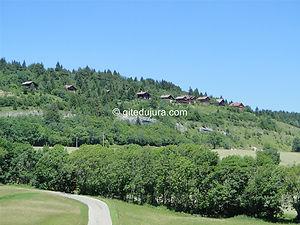 Foncine le haut - Chalet Bayard - Location de gîtes vacances en montagne Haut-Jura