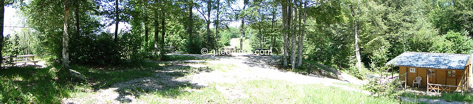 Foncine le haut - The Arboux - Picnic area - Rental of cottages for holidays in the High-Jura mountains