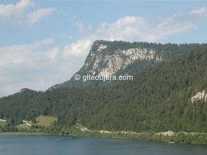 Suisse - Dent de Vaulion - Location de gîtes vacances en montagne Haut-Jura