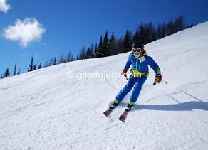 Ouverture du domaine skiable de Foncine le haut