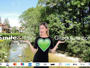 Nouveau terminal de paiement Smile And Pay et code promo