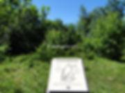 Foncine le haut - Sentier botanique - Plaque descriptive