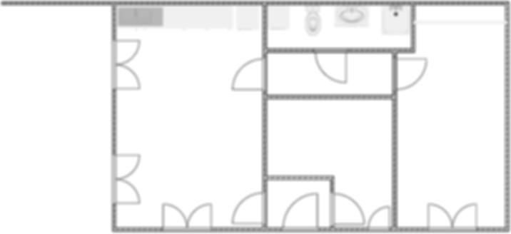 Gîte 1805 - Plan intérieur