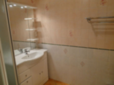 Gîte 1804 - Salle de bains