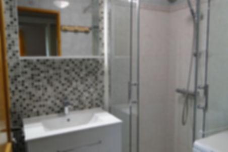 Gîte 829 - Salle de bains