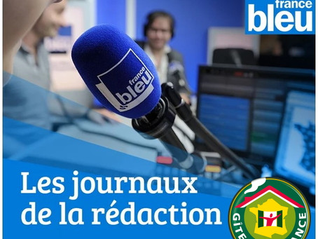 Interview Radio France Bleu Besançon