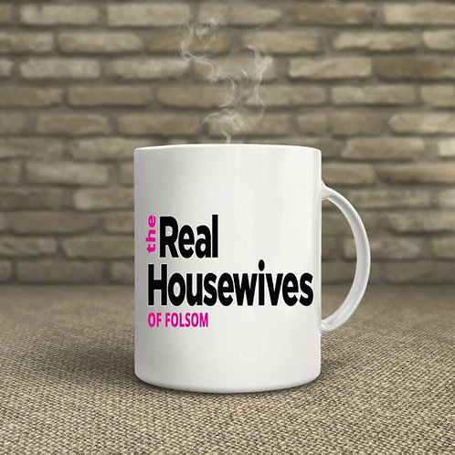 Real Housewive Personalized Mug
