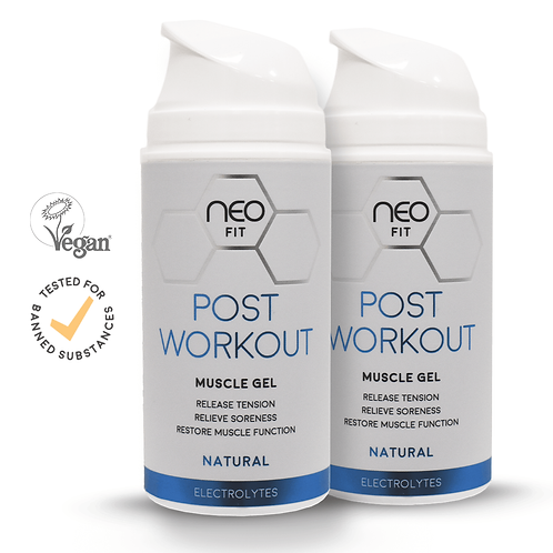 NEOFIT POST WORKOUT GEL x2, 100ml