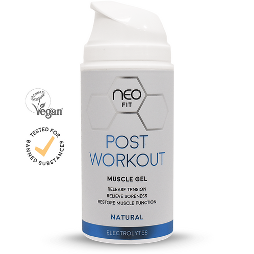 NEOFIT POST WORKOUT MUSCLE GEL, 100ml