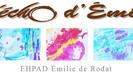 L'ECHO D EMILIE REPREND       Voici le journal rédigé par Mme ABIDI Nawel OCTOBRE 2020