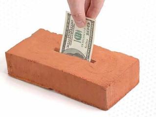 Ahorrando en ladrillos
