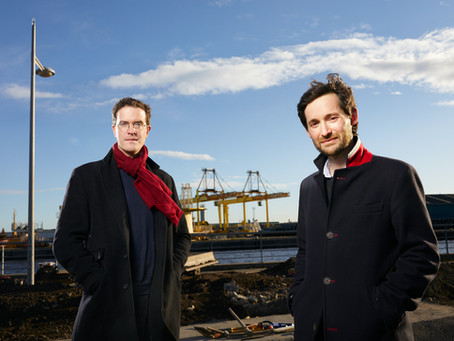 Interview with Ian Stirling, co-funder of The Port of Leith Distillery