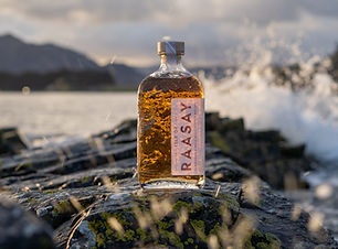 Isle of Raasay Single Malt Bottle Crashing Waves on Raasay.jpg